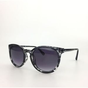 DVF Black Marble Sunglasses